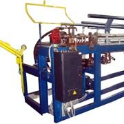 Станок-автомат САСПО–300 для изготовления сетки Рабица, диаметр проволоки 1–3 мм, размер ячейки 25-50 мм, габариты - 3200х1200х1300 мм, вес - 750 кг, окупаемость автомата 2 - 3 месяца, пр-во Истр, г. Измаил, Украина