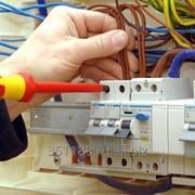 Монтаж и обслуживание системы электроснабжения фото