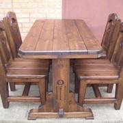 Деревянная мебель фото