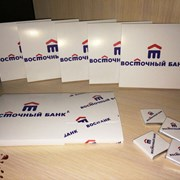 Шоколадный набор с логотипом в Иркутске фото