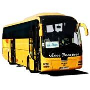 Аренда туристических пассажирских автобусов MAN фото
