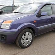 Автомобиль Ford Fusion фиолетовый фото