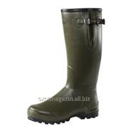 """Резиновые сапоги Estate Vibram® 18"""" 5mm, Dark green фото"""