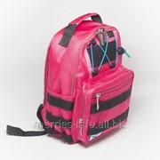 Рюкзак Babiators Rocket Pack 1,5-4 года, 30х20х14 розовый Popstar Pink фото