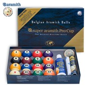Шары Super Aramith Pro-Cup Value Pack Pool ø57,2мм фото
