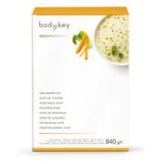 Овощной суп, сбалансированное содержание питательных веществ bodykey фото