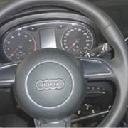 Ручное управление для инвалидов на автомобиль Ауди А 1Audi A1 с коробкой автомат газ- тормоз фото