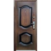 """Дверь металлическая """"KAIZER"""" стандарт, модель K 550 фото"""