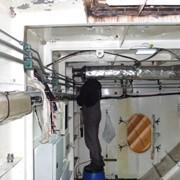 Монтаж трубопровода гидравлического фото