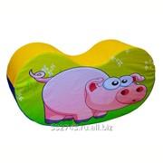 Мягкая качалка Свинка, арт. 50 фото