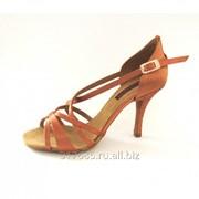 Туфли латина Dancefox LLA-100 фото