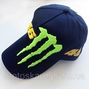 Бейсболка Monster Energy фото