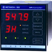 Измеритель - регулятор МЕТАКОН - 512 фото