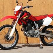 Мотоцикл эндуро Honda XR 250-2