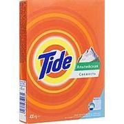 """Порошок стиральный ручная стирка """"Tide"""", для белого и цветного, 400г фото"""