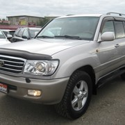 Toyota land cruiser 100 vx фото
