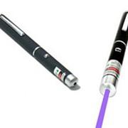 Лазерная указка 100mW (фиолетовый луч) фото
