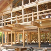Каркасный дом по Канадской технологии! Надежность и качество в одном доме! фото