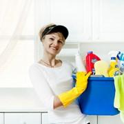 Уборка квартир, офисов, коттеджей, химчистка мягкой мебели. фото