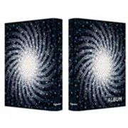 Магнитный фотоальбом хофманн 2132 галактика фото