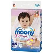 Подгузники Moony M (6-11 кг) 62 шт фото