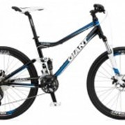 Двухподвесный велосипед GIANT YUKON FX фото