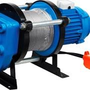 Лебедка электрическая модели KCD-1.1 фото