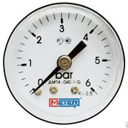 Манометр общетехнический Метер ДМ 02-1 СТАНДАРТ фото