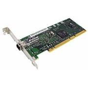 367983-001 Контроллер HP NC310F PCI-X 1000SX Gigabit server adapter - Single-port, fiber-optic, 133 MHz, PCI hot-pluggable фото