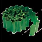 Бордюр садовый, 10 х 900 см, зелёный// PALISAD фото