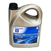 Масло синтетическое General Motors GM Dexos2 5W30, 5л OPEL фото
