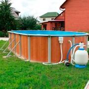 Каркасный бассейн Atlantic Pool 55H (550x370x132 см.) фото