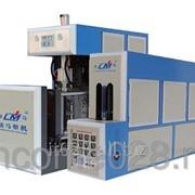Автоматическая выдувная машина для ПЭТ тары объемом в 5 галлонов QCL-12V фото