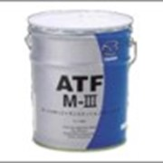 Жидк.для автомат трансм. Mazda ATF M-lll (4л) фото
