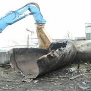 Перегрузчики металлолома TEREX|FUCHS MHL 340 фото