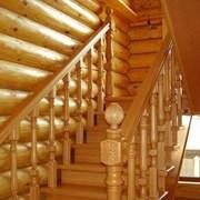 Комплектующие лестниц фото