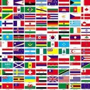 Флаг национальный стран мира фото