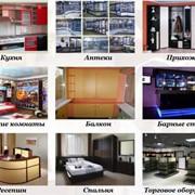 Изготовление корпусной мебели Астана фото