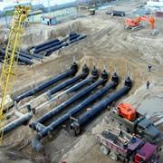 Монтаж технологічних трубопроводів фото