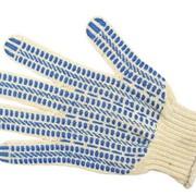 Перчатки хозяйственные хб фото