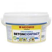 Грунтовка Бетон-контакт Neomid 1,3кг фото