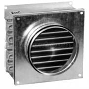 Водяной канальный нагреватель для круглых воздуховодов фото