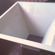 Емкости различного назначения, элементы системы вентиляции из полипропилена. Изготовление под заказ. фото