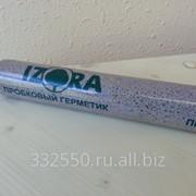 Герметик пробковый Izora 500мл (цвет натур.пробки) расход на 6м/п при толщине слоя 1см. фото