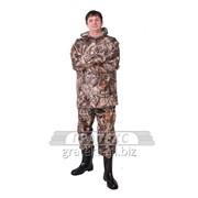 Костюм Шторм, куртка, брюки, тк. Таффета PVC, цвета различные фото
