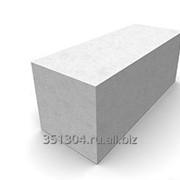 Газобетонный блок (размер, мм) - 625*375*250, ГСБ D400 и D500 фото