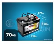 Батарея Berga Start-block 70Ah обратная полярность фото