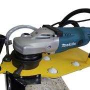 Универсальная машинка для профильной обработки камня с водяным охлаждением ДМ-2 фото