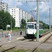 Обслуживание городских железнодорожных и трамвайных линий фото