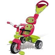 Велосипед трехколесный Baby Driver Confort Fille Smoby фото